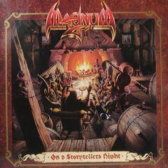 MAGNUM - ON A STORYTELLERS NIGHT  (1985)