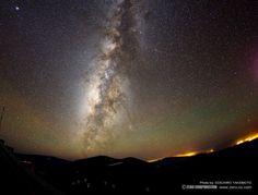 天の川(The Milky Way)