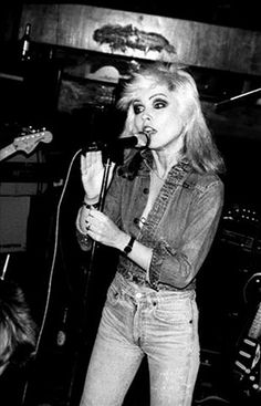 Blondie at Dingwalls Camden 1977