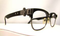 Jean Paul Gaultier Eyeglasses 1980s Rare designer eyeglasses
