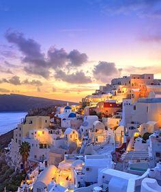 Santorini - As melhores tendências de casamento em 2017 segundo o Pinterest - Portal iCasei Casamentos