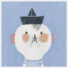 Illustrator, living in Madrid. Face Illustration, Sailor, Snowman, Disney Characters, Fictional Characters, Illustrator, Madrid, Faces, Portraits
