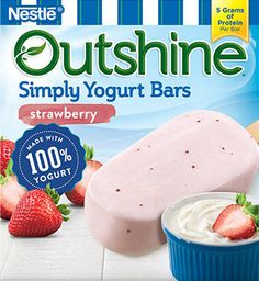 #Health :frozen yogurt bar - The Simply Yogurt frozen yogurt bars live up to their name by using 100% yogurt and either real fruit or fruit juice, enabling you to address your ...