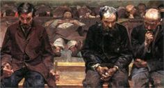 Death on the Stage by Jacek Malczewski