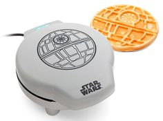 Star Wars – Un moule à gaufre Étoile Noire pour révéler le côté obscur du petit déjeuner