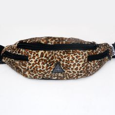 Fanny Bag , Fanny Pack, Bum Bag, Hip Bag, Hip Pack Leopardus by PSIAKREW on Etsy