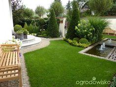 Love Garden, Herb Garden, Backyard Patio Designs, Backyard Landscaping, Landscape Design, Garden Design, Home Building Design, Garden Features, Small Gardens