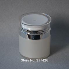 airles verpakking | Gratis verzending- 50ml airless pot, acryl potje, zalfpotje, acryl ...