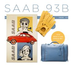 Car Inspiration: Saab 93 - Petrolicious