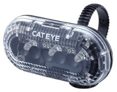 CatEye TL-LD130-F Bicycle Front Safety Light : Amazon.com : Sports & Outdoors