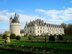Chateau de Chenanceau, France 2008 (Photography Copyright Nana Marques)