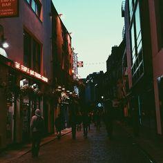 My Dublin... #Dublin #Ireland #barnacleshostel #thetemplebar #Tb #vscocam