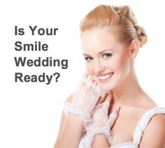 Is your smile wedding ready? Invisalign and teeth whitening will have you camera ready! www.loudounorthodontics.com #LoudounOrtho