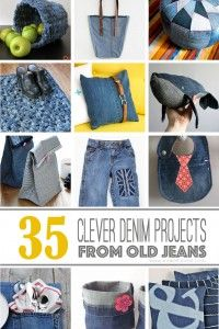 Sewing hacks, denim bags from jeans, diy old jeans, old jeans recycle, jean Diy Jeans, Sewing Jeans, Diy With Jeans, Women's Jeans, Jean Crafts, Denim Crafts, Diy And Crafts Sewing, Sewing Projects, Diy Projects