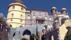 Palácio da Pena é o melhor castelo da Europa - Observador