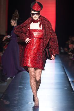 Jean Paul Gaultier Fall 2013 Couture Collection Photos - Vogue