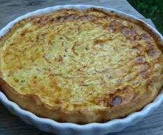 Recette Quiche aux courgettes par celuamma - recette de la catégorie Tartes et tourtes salées, pizzas