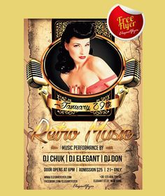 High-Quality-Retro-Flyer-Template-for-Free-Download