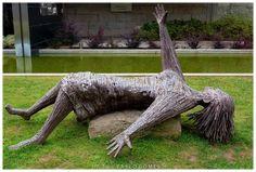 O Grito / El Grito / The Scream (Ilídio Fontes) [2010 - Maia - Portugal] #fotografia #fotografias #photography #foto #fotos #photo #photos #europa #europe #turismo #tourism #estatua #estatuas #statue #statues @Visit Portugal @ePortugal @WeBook Porto @OPORTO COOL @Oporto Lobers