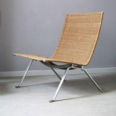 Chair Poul Kjaerholm, PK 22