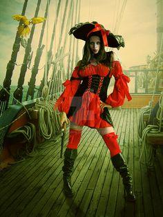 Sexy Pirate by spescarus
