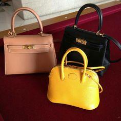 Hermès Mini Kelly bag