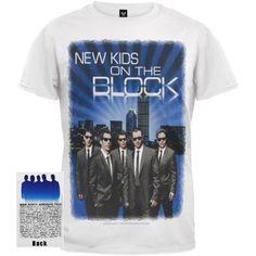 New Kids On The Block - Boston T-Shirt