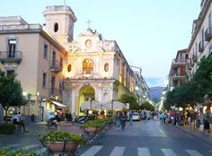 The Church of Carmine Sorrento
