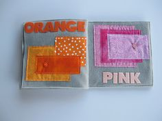 couleurs: rose et orange