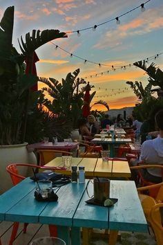 10 Of The Most Photographed Spots In Los Angeles #refinery29  http://www.refinery29.com/la-instagram-worthy-places#slide-6  For the cocktail-with-a-view shot: Mama Shelter RooftopNow, what would an L.A. visit be without a rooftop bar at a boutique hotel? Mama Shelter fits the bill: vast views of the city (and Hollywood sign), colorful decor complete with throw pillows and lounge chairs, and I...