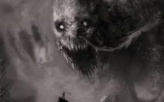 Image result for dark fantasy art monsters