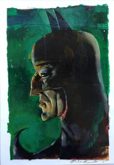 Batman by Dave McKean