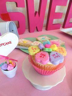 Sweetheart Cupcakes. Valentines Days Ideas #Valentines, #pinsland, https://apps.facebook.com/yangutu