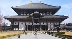 Nara, medieval capital of Japan, the city of the oldest temples