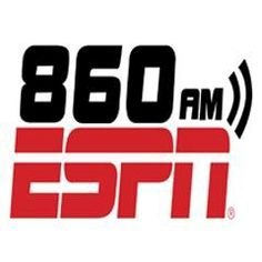 860 ESPN   @860ESPN    @Colts, @NDFootball, @WhiteSox & local sports! Weekdays 2pm-4pm sit in the @PressBoxwithJB, your local sports genius!   Marion, IN      860ESPN.com      Joined April 2010 Espn, Logos, Sports, Hs Sports, Logo, Sport
