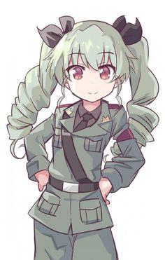 Girls und Panzer: Anchovy