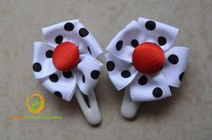Pics For > Handmade Hair Accessories Instructions
