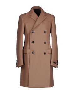 Prada Men Coat on YOOX. The best online selection of Coats Prada. YOOX exclusive items of Italian and international designers - Secure payments - Free Return Prada Men, Camel, Minimalist Clothing, Men Coat, Coats, Mens Fashion, Futuristic, Designers, Jackets