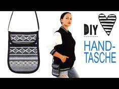 DIY MODE | Mini-Handtasche mit Schnittmuster nähen