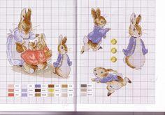Gallery.ru / Фото #2 - Le monde de Beatrix Potter - Orlanda