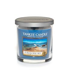 Turquoise Sky™ : Small Tumbler Candles : Yankee Candle