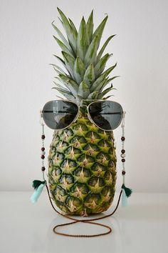 BROWN ETHNO SUNNYCORD // eyeglass chain eyeglass von shadeloops
