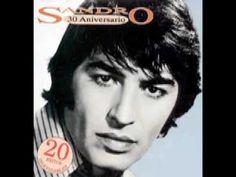 Sandro Yo te amo (con letra) D.E.P: