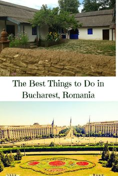 Find out five of the best travel tips for Bucharest, Romania. See the Palace of the People, the best parks, and so much more!