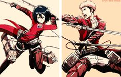 """""""March of giants - counterattack of wings - SnK Wings of Counterattack // Uniforms # 1"""""""