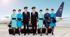 【China】 Xiamen Airlines cabin crew / 厦門航空 客室乗務員 【中国】 Leather Gloves, Fashion, Moda, Fashion Styles, Fashion Illustrations