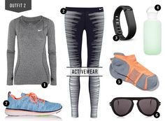Activewear | Rue #fitspo #nike LOVE this, makes me want to start running!