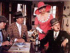 The Olsen Gang (Danish: Olsen-banden) is a fictional Danish criminal gang in the eponymous film series.