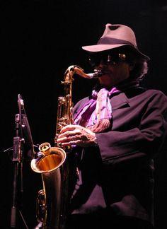 Gato Barbieri...classic and erotic jazz music from Argentina...