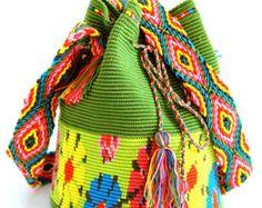 Bolsa Wayuu Mochila